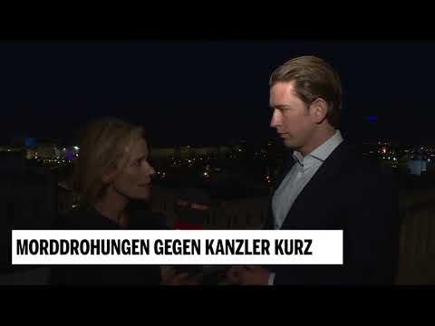 Wegen Moschee-Schließungen: Morddrohungen gegen Kanzler Kurz