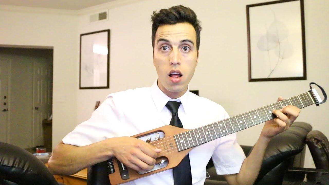 أغرب جيتار كهربائي صوت رائع The Weirdest Electric Guitar