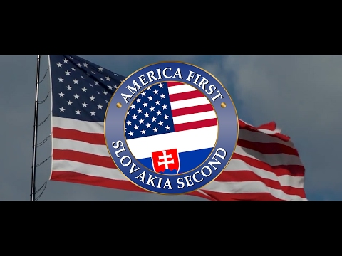 America first, Slovakia second.