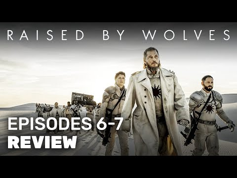 Raised by Wolves Episodes 6 - 7 Review | HBO Max | Breakdown, Theories, Analysis