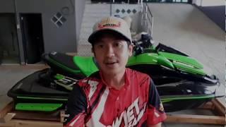 9. รีวิว Kawasaki Ultra 310R 2019