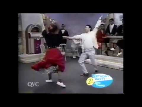 QVC's 20th Birthday Party with Jane Treacy More Dancing