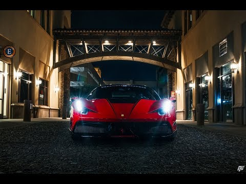The Function Factory - Creative Bespoke Misha Ferrari 458 Italia