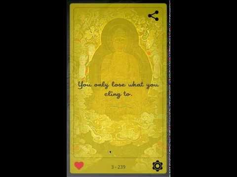 Video of The Buddha Quotes V 2.0