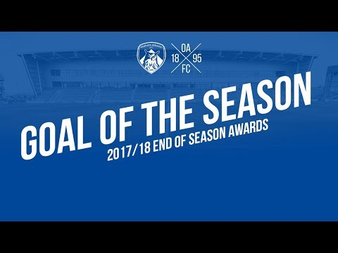 Oldham Athletic Goal of the Season 2017/18Oldham Athletic Goal of the Season 2017/18<media:title />