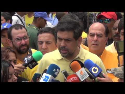 Carlos Ocariz: La gran presencia para validar por Primero Justicia demuestra que los venezolanos respaldan el Cambio