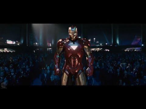 Iron Man 2| Iron Man Vs Hammer Drones