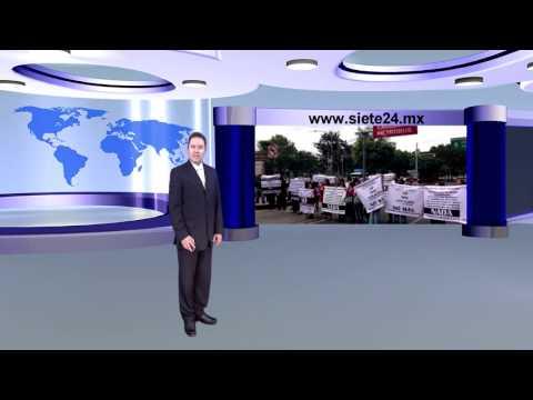 Resumen vespertino Siete24 Noticias, 30 de junio