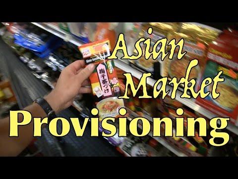 Asian Market Provisioning   #15   DrakeParagon Season 3