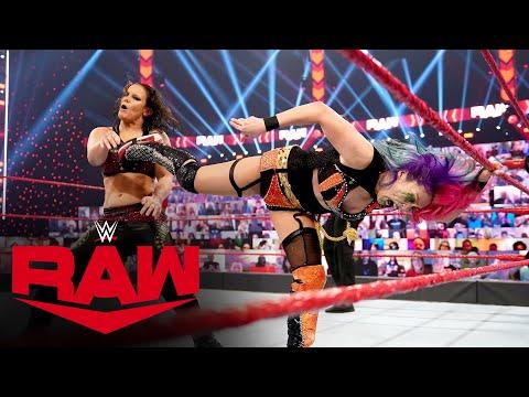 Asuka & Lana vs. Nia Jax & Shayna Baszler: Raw, Nov. 23, 2020