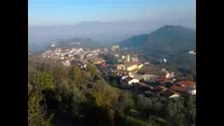 Carmignano Italy  City pictures : Uphill bike ride to Carmignano in Tuscany Italy