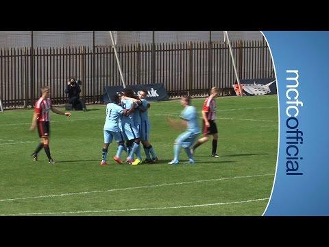 Video: BOADU BRILLIANT SOLO GOAL | City U18 2-0 Sunderland