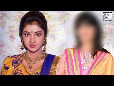 दिव्या भारती उसके दोस्त, लेकिन जो के साथ उसका अंतिम रात बिताई?