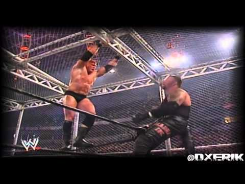 Brock Lesnar vs The Undertaker - WWE No Mercy 2002 - Highlights HD