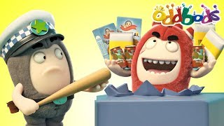 Video Oddbods - FOOD FIASCO #3 | Funny Cartoons For Kids | The Oddbods Show MP3, 3GP, MP4, WEBM, AVI, FLV Januari 2018