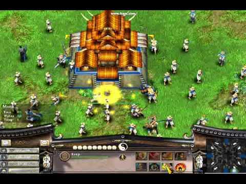 Battle Realms - Cheat Monks