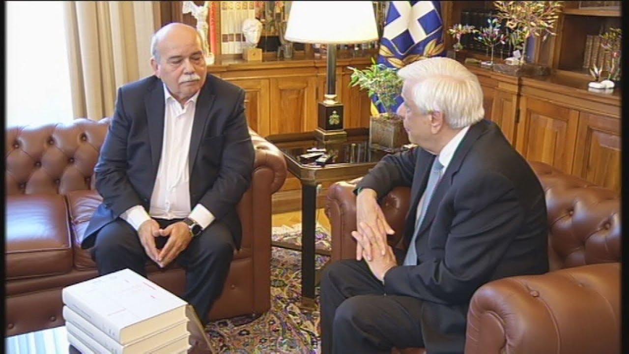Πρ. Παυλόπουλος: Όνειδος όσοι ανέχονται την κυπριακή τραγωδία