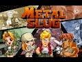 Metal Slug X Súper Plus y Metal slug 1 y 2 Plus Para Tiger Arcade,Fba4droid y Kawaks en Android
