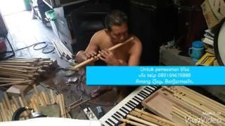 Download Video Proses Pembuatan Suling Bambu Dari Amang Ijay 😊 MP3 3GP MP4