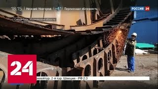 """""""Горизонты атома"""": Утилизация атомных подводных лодок. От 05.11.16"""