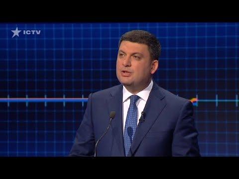 Гройсман: Черная схема контрабанды уничтожает нашу конкурентоспособность - DomaVideo.Ru