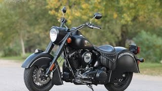 4. 2012 Indian Chief Dark Horse