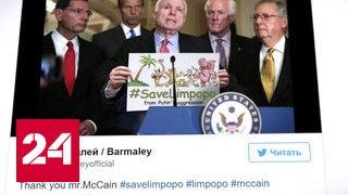 США: атаки врагов народа и беды Лимпопо