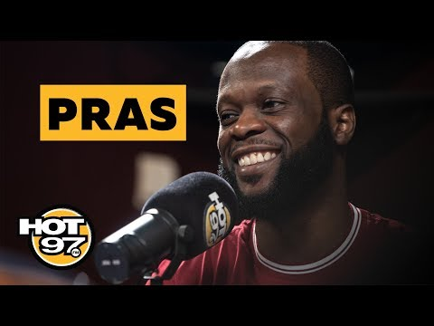 Pras Reveals WHY A Fugees Reunion Will 'Never' Happen & Breaks Down Rumors On Lauryn Hill's Lyrics