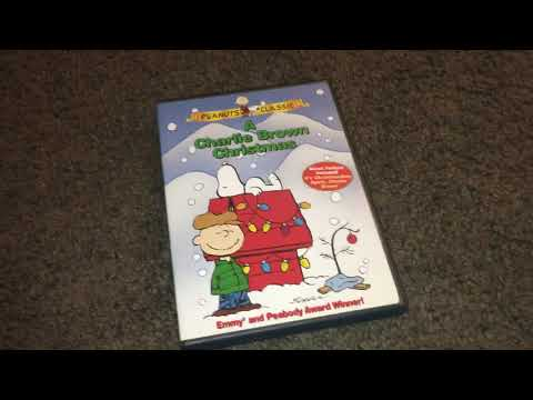 2 Different Versions Of A Charlie Brown Christmas