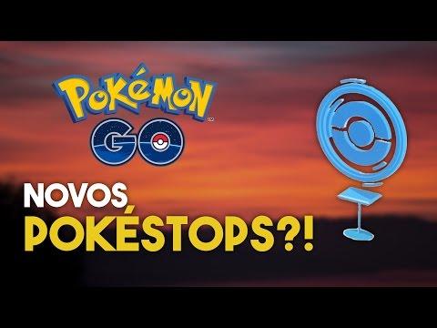 NOVOS POKÉSTOPS?! Não é bem assim... | Pokémon GO