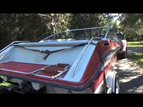 The Louisiana Boat. Maiden Voyage. Restoration Complete. My Kids.