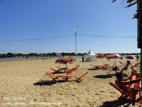 102º A Praia de Minas em Januaria / Norte de Minas Gerais - MG / Brasil