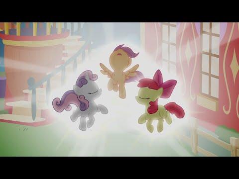The Cutie Mark Crusaders Get Their Cutie Marks - My Little Pony: Friendship Is Magic - Season 5