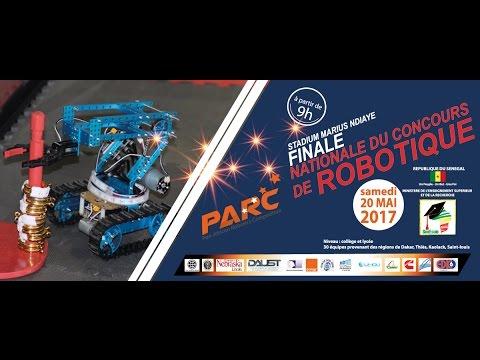 Finale nationale concours robotique 2017