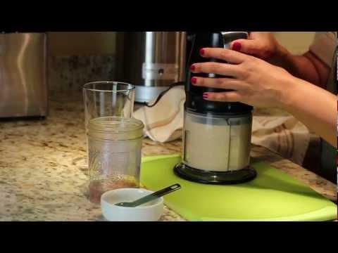 Oatmeal Cookie Protein Shake