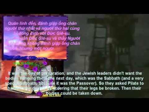 CUỘC KHỔ NẠN CỦA ĐỨC KITÔ (Gioan 18:1-19:42)