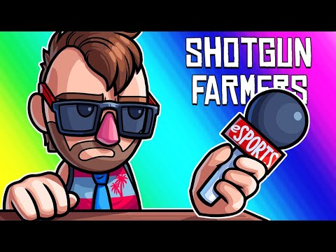 Shotgun Farmers Funny Moments - Moo is SO HAPPY to Play This Again!