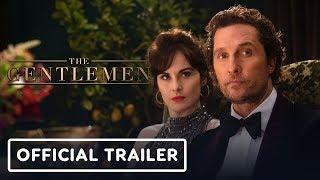 The Gentlemen Guy Ritchie's Film Starring Matthew McConaughey