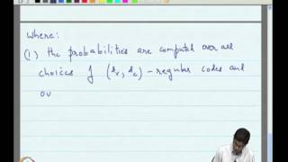 Mod-09 Lec-35 Convergence&Concentration Theorem -- LDPC Codes