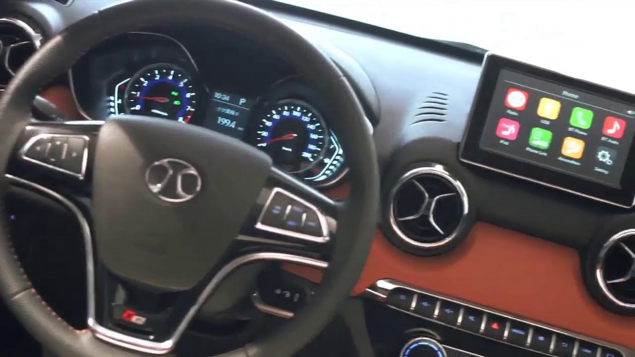 Senova Car Commercial