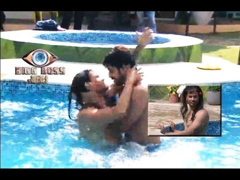 Bigg Boss 9 | Suyash & Keith Reveal Hottness in Sw