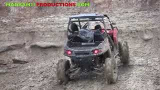 3. 570 POLARIS RZR CLIMBS FLIPPER
