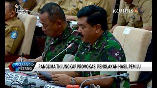 Video Panglima TNI Ungkap Provokasi Penolakan Hasil Pemilu MP3, 3GP, MP4, WEBM, AVI, FLV Juli 2019