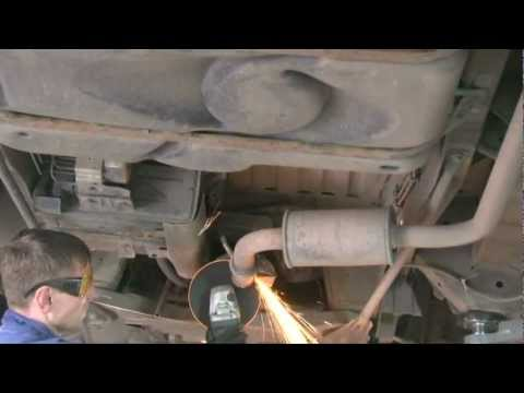 Пламегаситель на рено логан