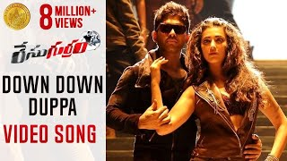 Video Race Gurram Video Songs | Down Down Song | Allu Arjun | Shruti Haasan | Saloni | Prakash Raj MP3, 3GP, MP4, WEBM, AVI, FLV Juli 2018
