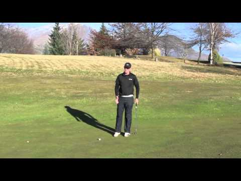 GOLF LESSONS – USE MARTIN KAYMERS METHOD FROM OFF THE GREEN