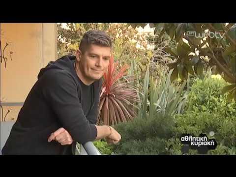 Ο Ολυμπιονίκης Σπύρος Γιαννιώτης στην ΕΡΤ | 26/04/2020 | ΕΡΤ