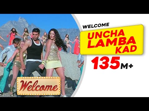 Download Uncha Lamba Kad | Welcome | Akshay Kumar | Katrina Kaif | Nana Patekar | Anil Kapoor