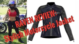 Mizziel of the Redline Ravens reviewing Alpinestars Renee Motorcycle Jacket. Wait until the end for bloopers!Keep up with the REDLINE RAVENS at: Instagram: https://www.instagram.com/redlineravens/Facebook: https://www.facebook.com/redlineravens/?ref=br_rsTwitter: https://twitter.com/RedlineRavensANNETTE:YouTube: https://www.youtube.com/user/MissAnnetteCarrionInstagram: https://www.instagram.com/annettecarrion/Snapchat: annettecarrion MIZZIEL: YouTube: www.youtube.com/c/MizzielSerraInstagram: https://www.instagram.com/mizziel/ Twitter: https://twitter.com/mizzielridesSnapchat: Mizziel KEE: YouTube: youtu.be/C0sZq8rRm5YInstagram: https://www.instagram.com/ms_keerati/Snapchat: keerati899Music: Ukulele - Bensound.com