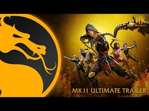 Mortal Kombat 11: Ultimate - Official Launch Trailer - Warner Bros. Games ANZ